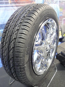 LIVE AT SEMA: Vee Introduces Three New Tires - Tire Review