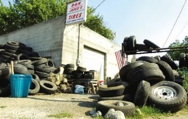 City Putting Squeeze On Used Tire Store Tire Review Magazine